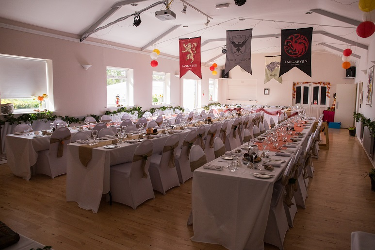 Weddings Little Witley Village Hall