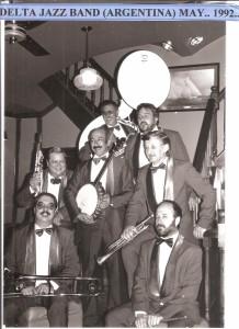 Delta Jazz Band (Argentina) May 1992