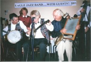 Eagle Jazz Band 2001