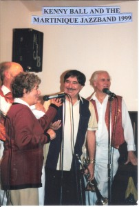Kenny Ball and The Martinique Jazzband 1999
