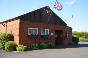 Little Witley Village Hall front 1