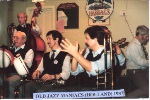 Old Jazz Maniacs (Holland) 1987