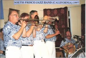 South Frisco Jazz Band (California) 1997